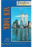 Oxford Bookworms Factfiles, Stage 1: 400 Headwords New York, American English