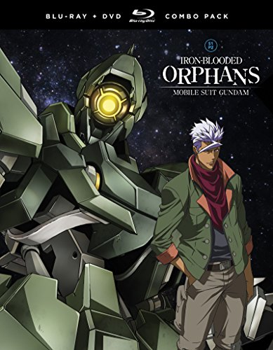 Mobile Suit Gundam: Iron-Blooded - Ssn One Pt 2 [Blu-ray] [Import]