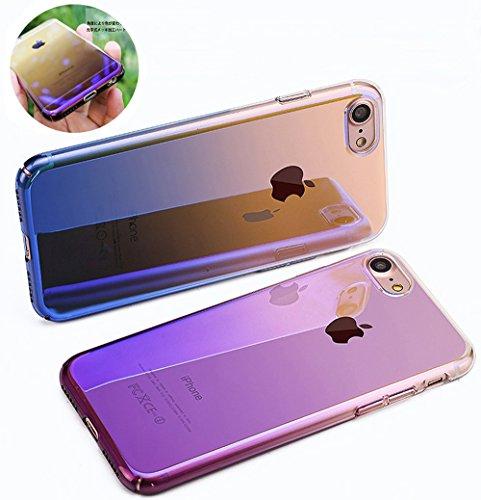 Shanenshop iPhone 8 ケース クリアーケー...
