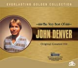 The Very Best Of JOHN DENVER Original Greatest Hit [CD] SICD-08030