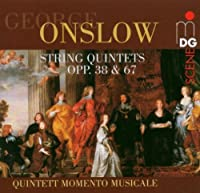 String Quintets Op 38 & 67