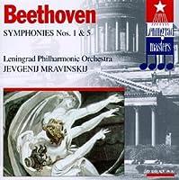 Beethoven;Symphonies 1 & 5