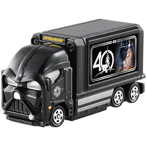 トミカ スター・ウォーズ スター・カーズ ダース・ベイダー アドトラック - 40周年記念 -
