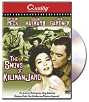 Snows of Kilimanjaro [Import USA Zone 1]