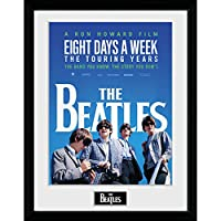 BEATLES ビートルズ (Abbey Road 50周年記念) - Movie/額入りフォトボード/インテリア額 【公式/オフィシャル】