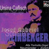 Organ Sonatas Vol.1: Caflisch
