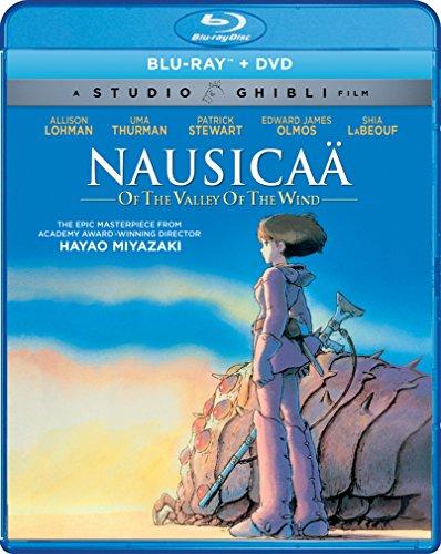 風の谷のナウシカ / Nausicaä of the Valley of the Wind [Blu-ray & DVD] [Import]