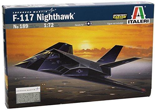 イタレリ 189 1/72 ロッキード F-117A ナイトホーク