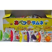 安部製菓 あべっ子ラムネ ニューパッケージタイプ (6g×50袋)