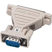 サンワサプライ RS-232C変換アダプタ AD09-9M25F