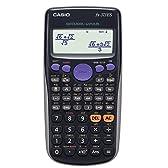 カシオ 関数電卓 数学自然表示 286関数 10桁 fx-373ES-N ブラック