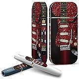 iQOS 2.4 plus 専用スキンシール COMPLETE アイコス 全面セット サイド ボタン スマコレ チャージャー カバー ケース デコ その他 ギター 楽器 005516