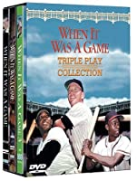 When It Was a Game [DVD] [Import]
