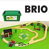 BRIO 2016年特別カントリーレールウェイセット2(馬とワゴン付き)38816