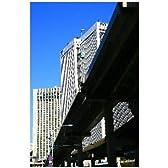 東京都港区六本木通りアーク森ビル六本木二丁目のポストカード絵葉書はがきハガキ葉書postcard