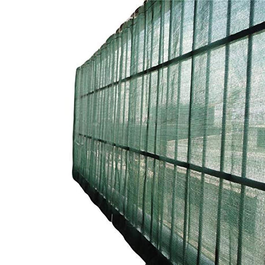 近々深遠争いCHAOXIANG オーニング シェード遮光ネッ 動ける カーテン サンバイザー 通気性 日焼け止め 濃い緑色、 複数のサイズ オプション (Color : Green, Size : 1.5x1.5m)