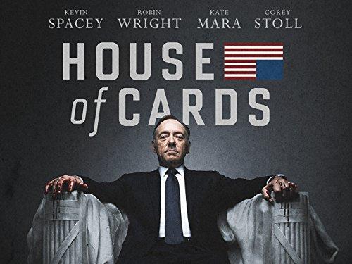 ハウス・オブ・カード 野望の階段 シーズン1(吹替版)