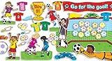 *サッカー目標BBセットGR pk-5