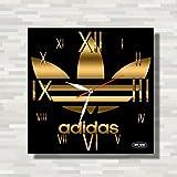 adidas 時計 Adidas 11'' 壁時計 (アディダス) あなたの友人のための最高の贈り物。あなたの家のためのオリジナルデザイン