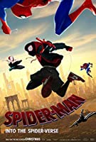 Spider-Man Into The Spider-Verse B Poster 11x17 Inch Promo Movie Poster [並行輸入品]