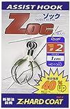 メジャークラフト ZOC ダブルフック HD10#2