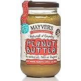 Mayver's Super Natural Crunchy Peanut Butter 375 g