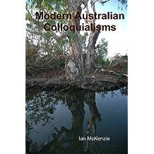 Modern Australian Colloquialisms