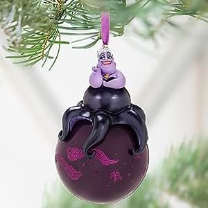 """US Disney Storeより """"2012 Ball Ursula Ornament """" (ボール・アースラ・オーナメント)"""
