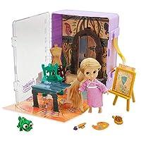 ディズニー プリンセス ミニ アニメーターズ コレクション ドール ラプンツェル Disney Animators' Collection Rapunzel Mini Doll Playset [並行輸入品]