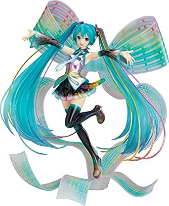 キャラクター・ボーカル・シリーズ01 初音ミク 初音ミク 10th Anniversary Ver. 1/7スケール ABS&PVC製 塗装済み完成品フィギュア