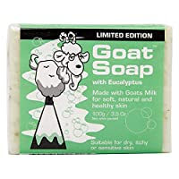 Goat Soap With Eucalyptus 100g