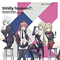 trinity heaven7: MAGUS MUSIC REMIXES TECHNOBOYS PULCRAFT GREEN-FUND
