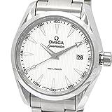 [オメガ]OMEGA 腕時計 シーマスター150m アクアテラクォーツ 231.10.39.60.02.001 メンズ 中古