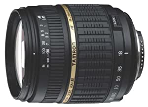TAMRON 高倍率ズームレンズ AF18-200mm F3.5-6.3 XR DiII ニコン用 APS-C専用 A14NII