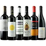 ソムリエ人気赤ワイン6本セット 第37弾 赤ワインセット