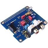 WINGONEER PIFI Digi DAC + HIFI DAC PCM5122サウンドカードモジュールI2Sポート用ラズベリーパイ3 2モデルB B +オーディオカードピンボードV2.0ボード