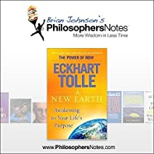 A New Earth - Philosophers Notes Summary
