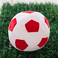 hohome 25 cm Football形状ぬいぐるみ人形マスコットボールサッカーPlush Toy Kidsベビーギフト新しい