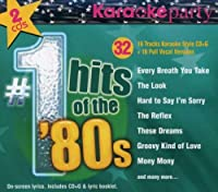 Karaoke Party: #1 Hits of the 80s
