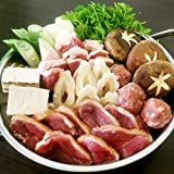 【送料無料】鴨鍋三昧セット(ロース・モモ・ミンチ1kg以上で4?8人で楽しめます)美味しく作れるレシピ付き