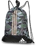 ナップサック マルチバッグ 巾着 シューズバッグ ランドリーバッグ アディダス/EPS ジムバッグ DMD09 (BS0748-リネン)