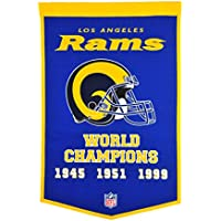 Los Angeles Rams SB Banner