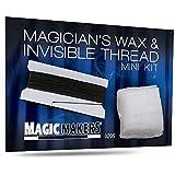 [マジック メーカー]Magic Makers Magician's Wax and Invisible Thread MM-0205 [並行輸入品]