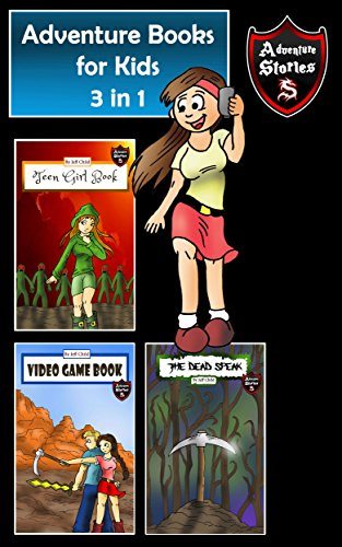 Adventure Books for Kids: Book of Short Kids Tales and Adventures (English Edition)