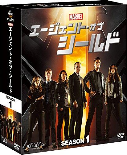 エージェント・オブ・シールド シーズン1 コンパクトBOX[DVD]