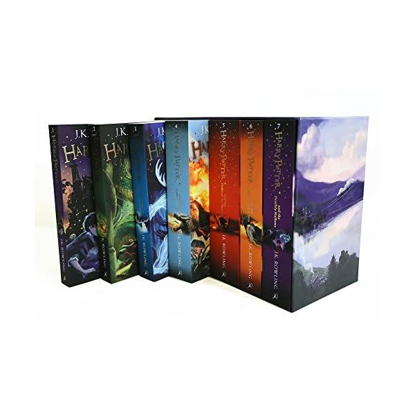 Harry Potter Box Set: T...の紹介画像3