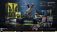【PS4】サイバーパンク2077 コレクターズエディション【Amazon.co.jp限定】SAMURAIステッカー(付)&ナイトシティPC・スマホ壁紙(配信)