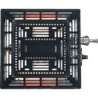 石英管 510W こたつ用取り換えヒーターユニット (ファン式、消臭機能付き)