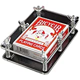 水晶ストレッサーマジック 部品牌はさみポーカー装置 手品道具 道具マジックグッズ