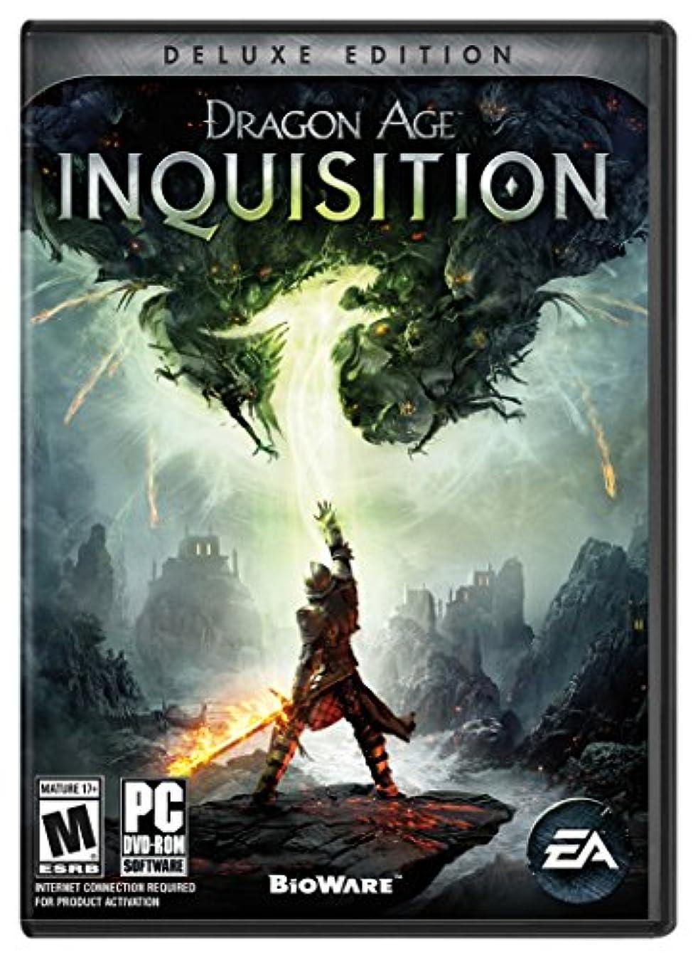 注入モールス信号餌Dragon Age Inquisition Deluxe Edition(輸入版:北米)
